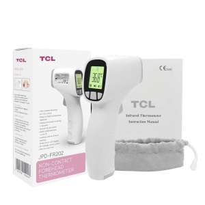TCL Non-Touch 3-in-1 Plastic Digital Infrared Thermometer