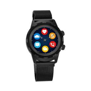 Titan Connected X Hybrid Smartwatch