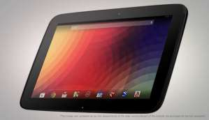 सैमसंग गूगल Nexus 10