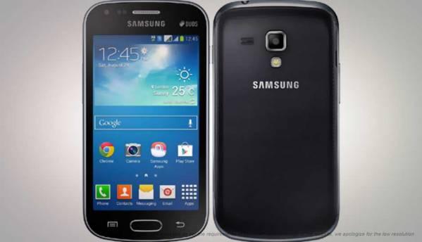 Compare Samsung Galaxy S Duos 2 S7582 vs Vivo Y53 | Digit in