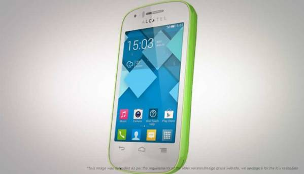 Compare Alcatel One Touch Pop Fit vs Samsung Galaxy J2 4G