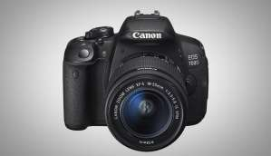 Canon EOS 700D Camera Price in India, Specification