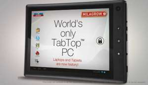 Milagrow TabTop A 7.4