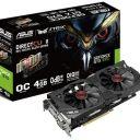 Compare Asus Strix GeForce GTX970 vs NVIDIA GeForce GTX 1060