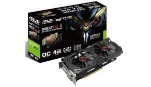 Asus Strix GeForce GTX970