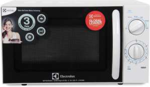Electrolux S20M.WW-CG 20 L Solo Microwave Oven