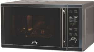 Godrej GMX 20CA3 MKZ 20 L Convection Microwave Oven