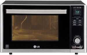 LG MJ3283BG 32 L Convection Microwave Oven