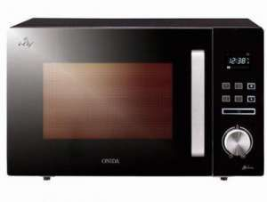 Onida MO30BJS11B 30 L Convection Microwave Oven