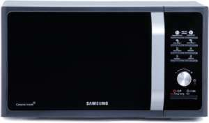 Samsung MS23F301TAK/TL 23 L Solo Microwave Ovenc