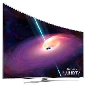 Samsung 65-inch SUHD TV- UA65JS9000
