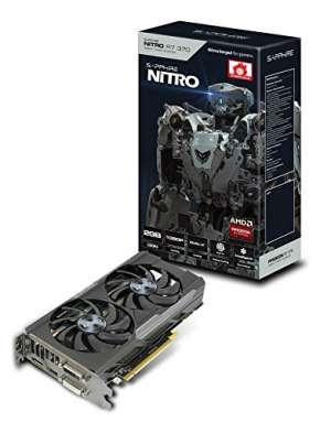 Compare Sapphire Nitro R7 370 4G D5 Vs AMD Radeon RX 470 - Price