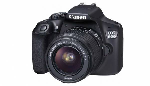 Canon EOS 1300D Camera Price in India, Specification, Features