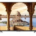Compare TCL C48P1FS 48 inch P1 Curved Full HD Smart TV vs TCL L43P1US 43 inch P1 Flat Ultra HD TV
