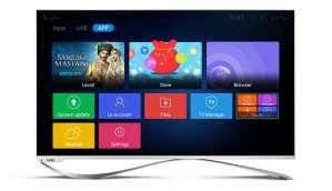 Compare لی ایکو Super3 X55 UHD Smart TV  vs لی ایکو Super3 Max65 UHD 3 ڈی Smart TV