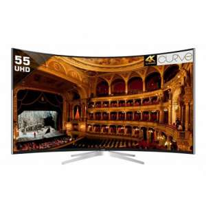 Vu TL55C1CUS (55) Ultra HD 4K Smart Curved LED TV