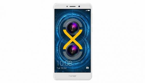 Huawei Honor 6X 4GB RAM