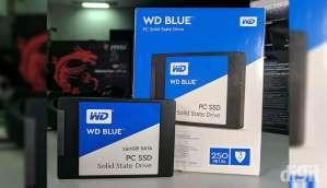 WD Blue SSD 250 GB