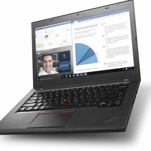 Lenovo Thinkpad T460 Windows 10