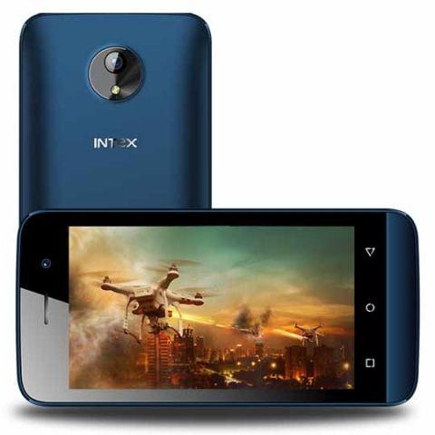 Intex Aqua 4 0 4G