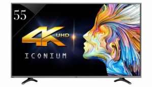 Vu 140cm (55) Ultra HD 4K Smart LED TV