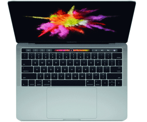 Apple Macbook pro 15 inch 2017