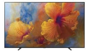 """Samsung 75"""" QLED 4K Flat Smart TV Q9F"""
