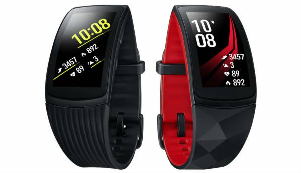 d4f0332428ae Samsung Gear Fit2 Pro Wearable Devices Price in India, Specification ...